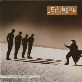 Jellybean - Just Visiting This Planet (LP) (VG-/VG)